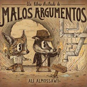 Un libro ilustrado de malos argumentos