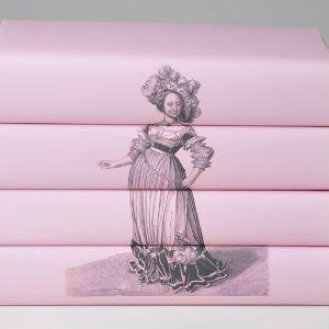Arte en los lomos de los libros