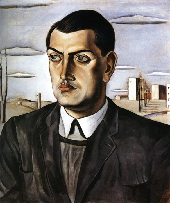 Retrato de Buñuel (Dalí)