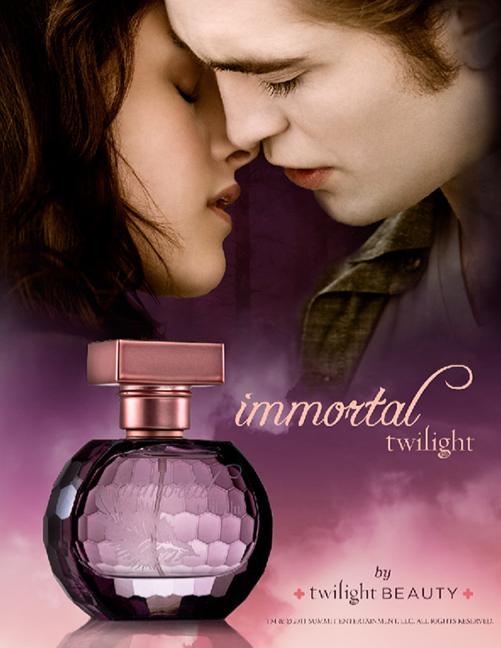 Perfume de Crepúsculo