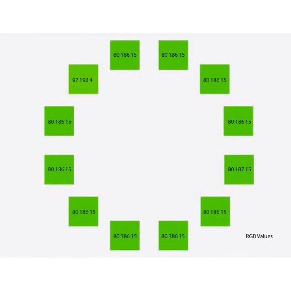 Test verdes himba