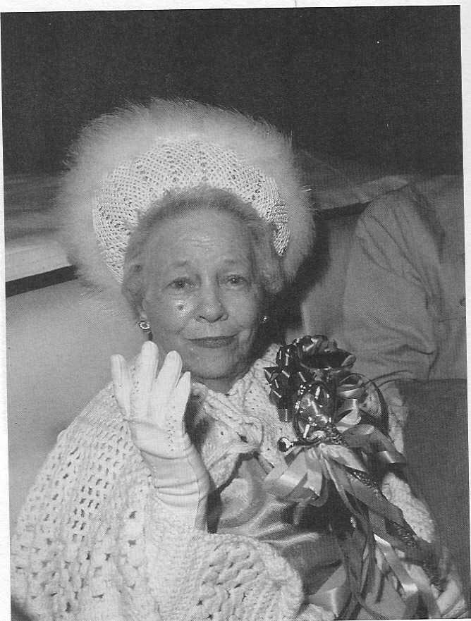 Thelma Toole, madre de John Kennedy Toole