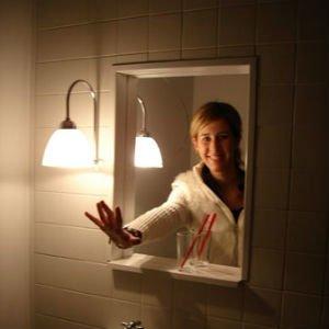 Toilette de Leandro Erlich