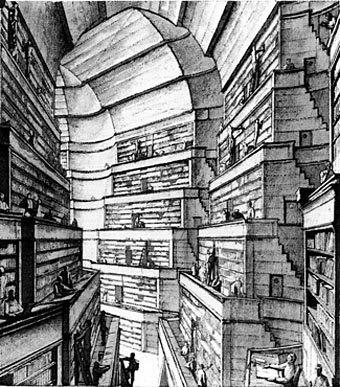 Biblioteca infinita