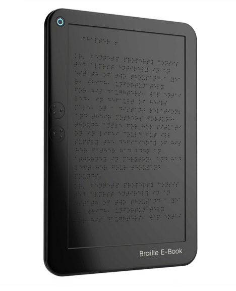 Braille E-book