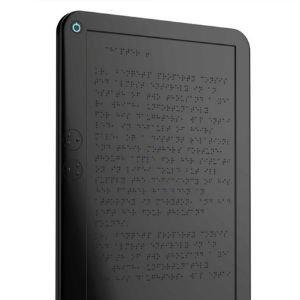 Braille E-book