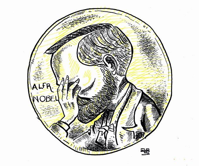 Patinazos del Nobel