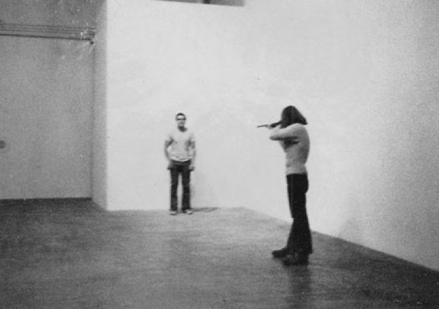 Shoot de Chris Burden