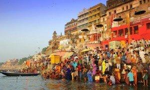Ciudad sagrada de Varanasi