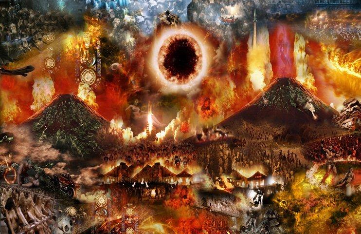 Civilization de Marco Brambilla