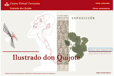 Ilustrado Don Quijote