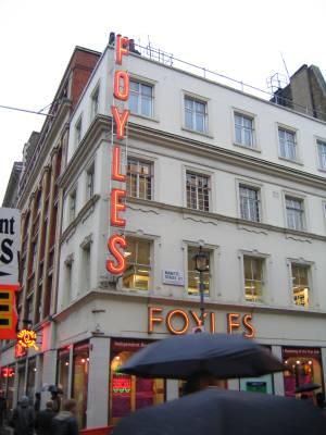 Librería Foyles