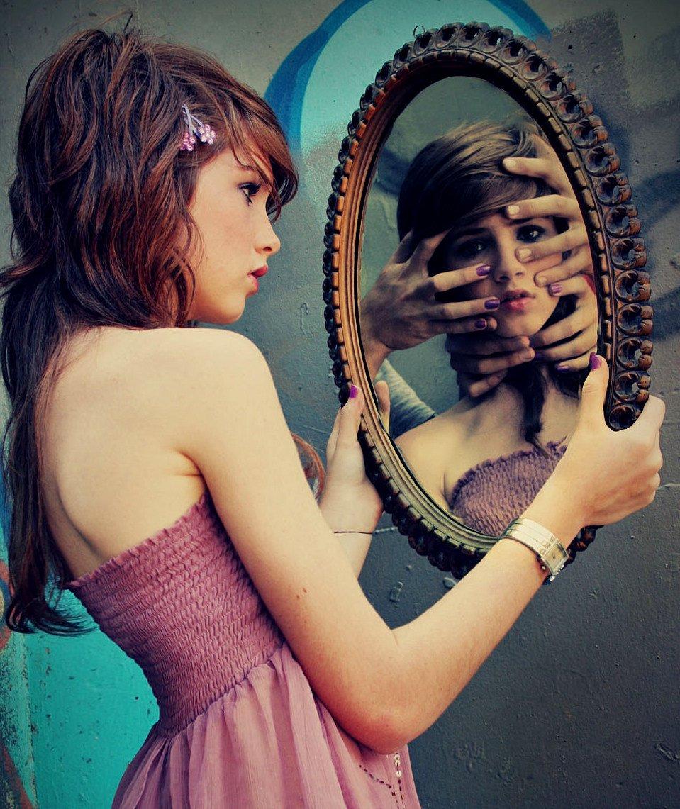 Un falso reflejo