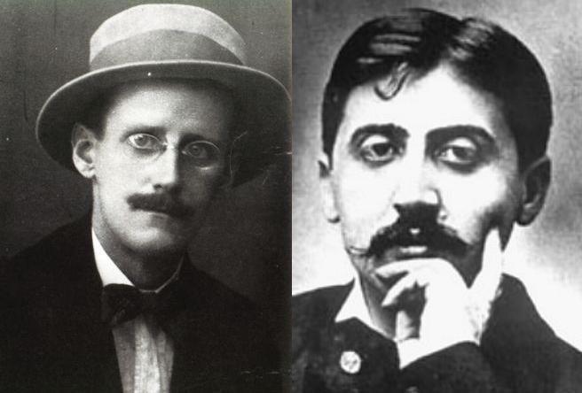 Joyce y Proust