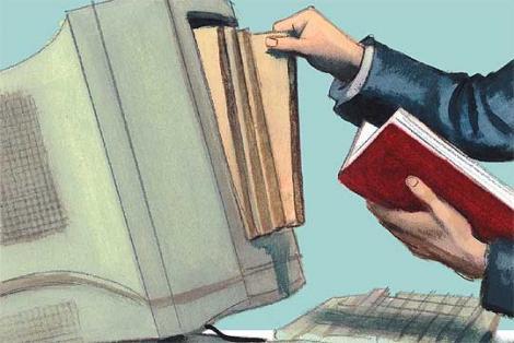 Bibliotecas y derechos de autor en la era digital