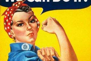 Rosie the Riveter o cómo definir a la mujer desde parámetros masculinos