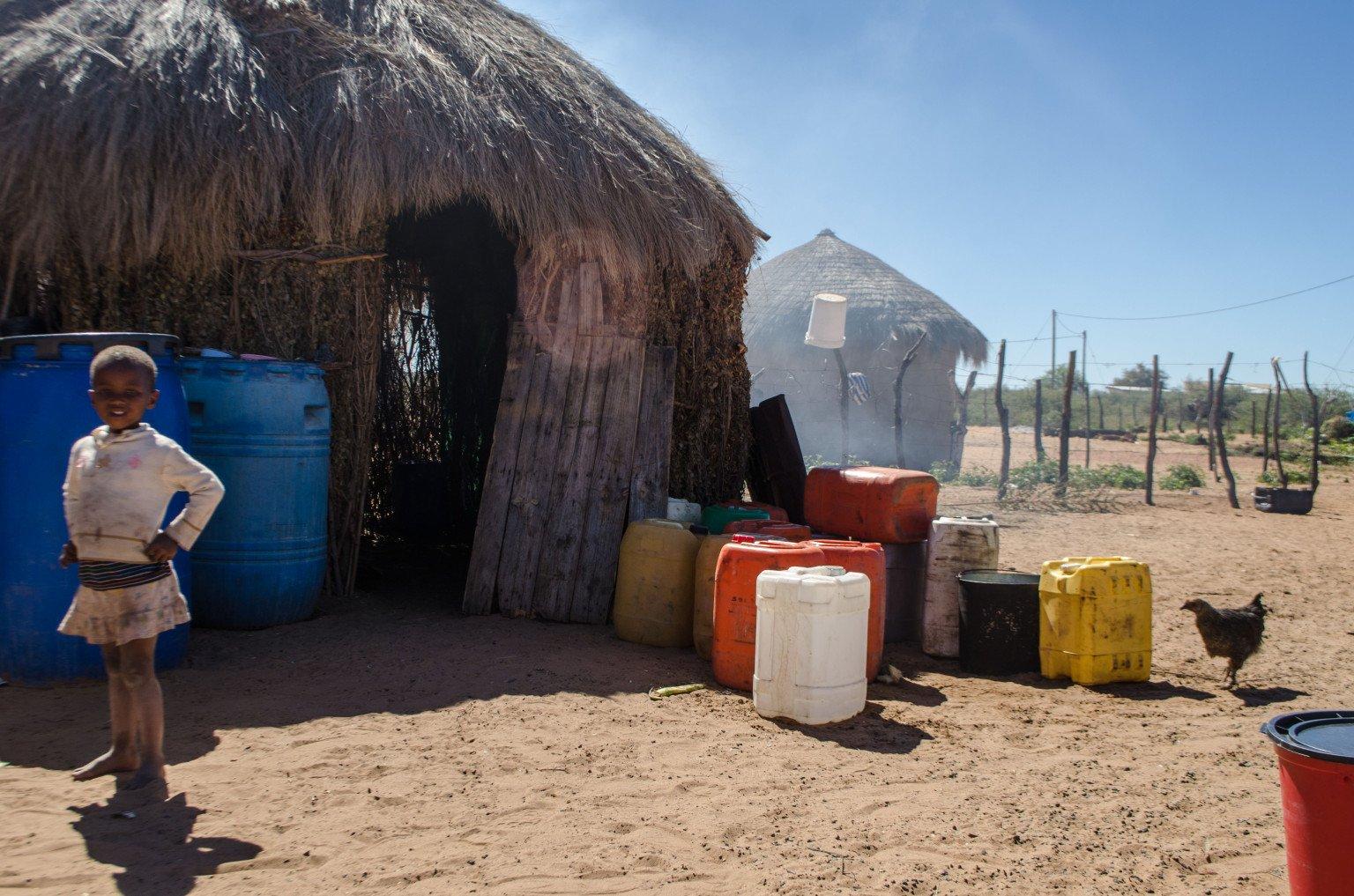 Diamantes y agua: la paradoja de Botsuana