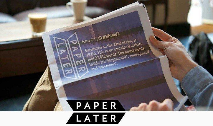 PaperLater