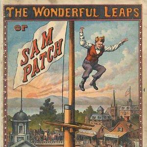 Las maravillosos saltos de Sam Patch, portada