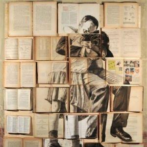 Arte en libros de Ekaterina Panikanova