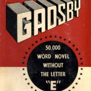 Portada de Gadsby