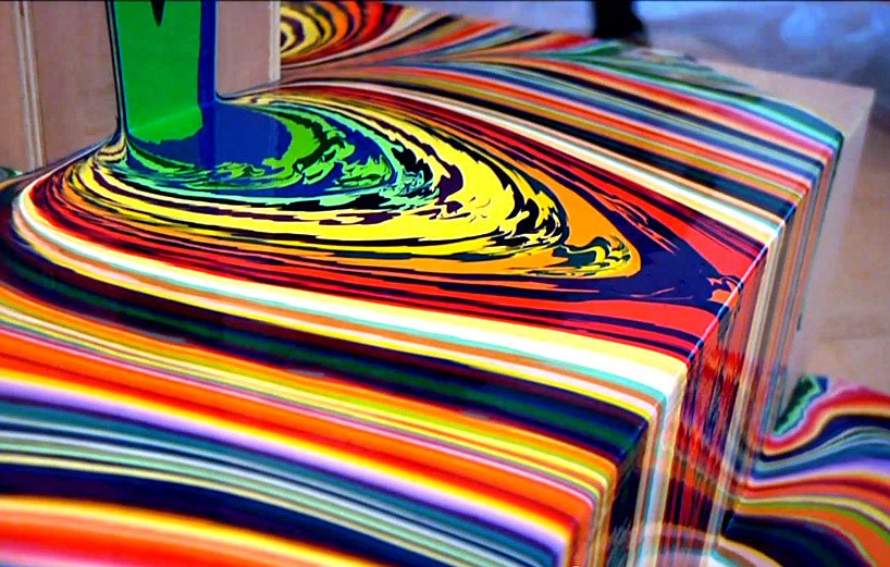 Colores de Holton Rower