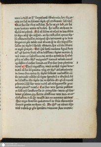 Primer libro impreso con hojas enumeradas
