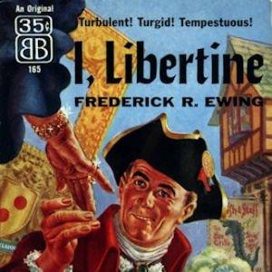 Primera edición de Yo, libertino