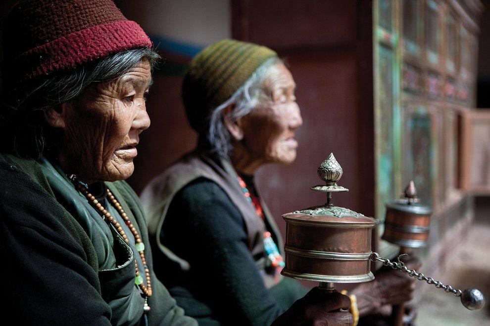 Mujeres del Himalaya