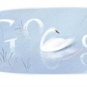 Doodle por el nacimiento de Rubén Darío