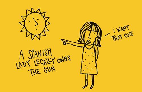 Una española es la dueña del Sol