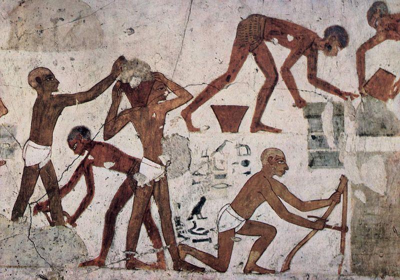 Los hombres de la tumba