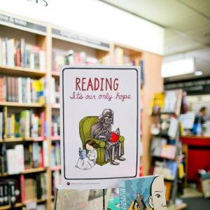 Leer nos salvará (literalmente)
