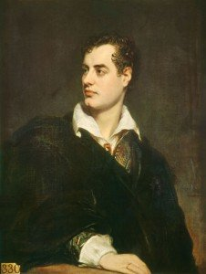 Lord Byron, por Thomas Phillips