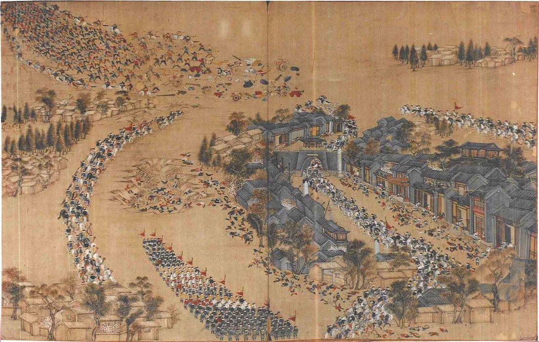 Batalla de Wangjiakou (1854)