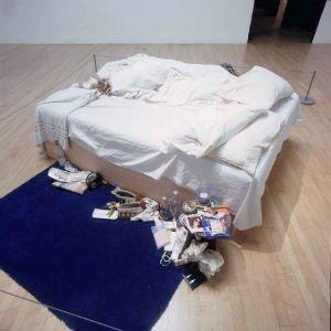 Mi cama de Tracey Emin