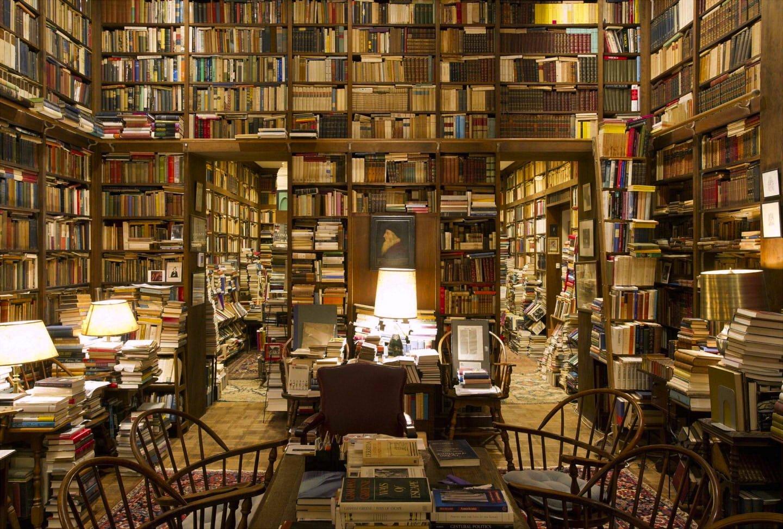 Biblioteca del profesor Richard Macksey
