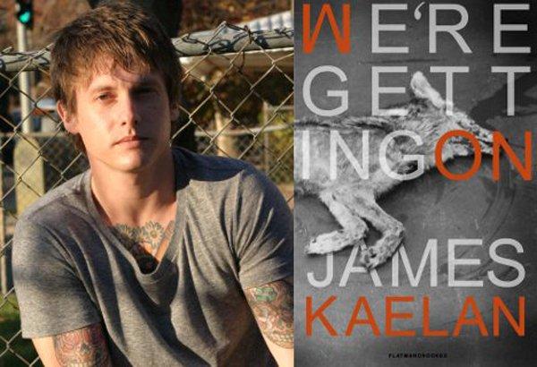 James Kaelan y su libro