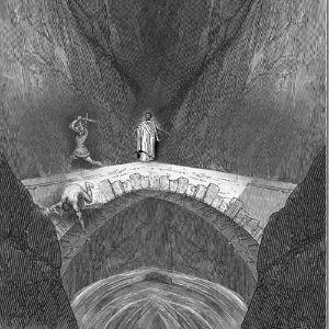 Ilustración de Doré para el Quijote