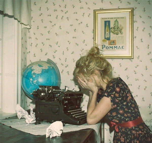 Escritora frustrada