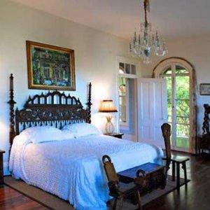 Dormitorio de Ernest Hemingway