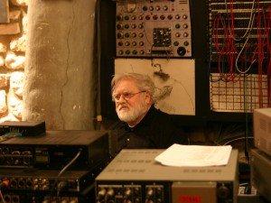 Henry en su laboratorio