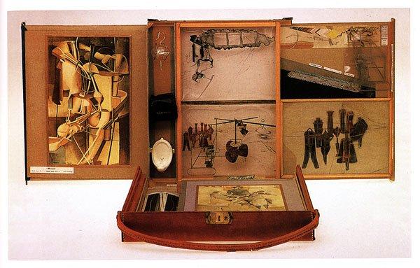 Boîte en valise de Duchamp