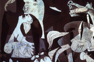 Pablo Picasso, Guernica (1937), el Museo Reina Sofía, Madrid