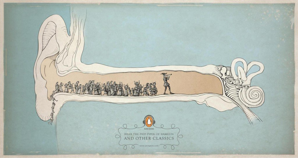 Penguin Books - Escucha El flautista de Hamelin