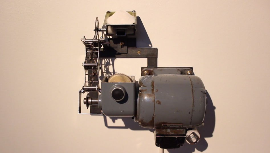 Máquina del suicidio de Thijs Rijker