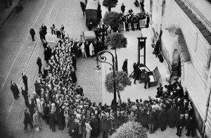Ejecución pública de Eugen Weidmann