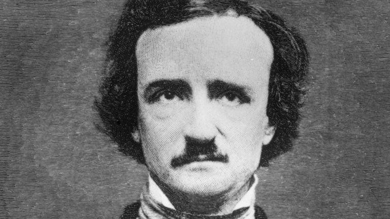 edgar allen poe writing