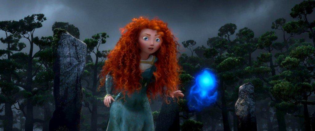 Los fuegos fatuos de Brave.
