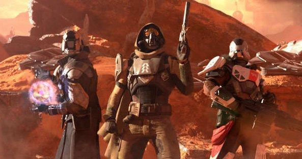 Las tres clases de guardianes del universo: hechicero, cazador y titán